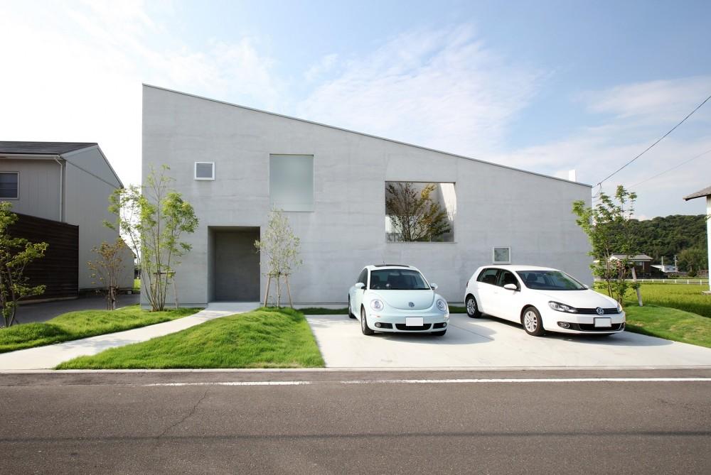 House in Kawanabe ~緑と共に暮らす家~ (外観01)