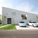 清水健太郎建築設計事務所の住宅事例「House in Kawanabe ~緑と共に暮らす家~」