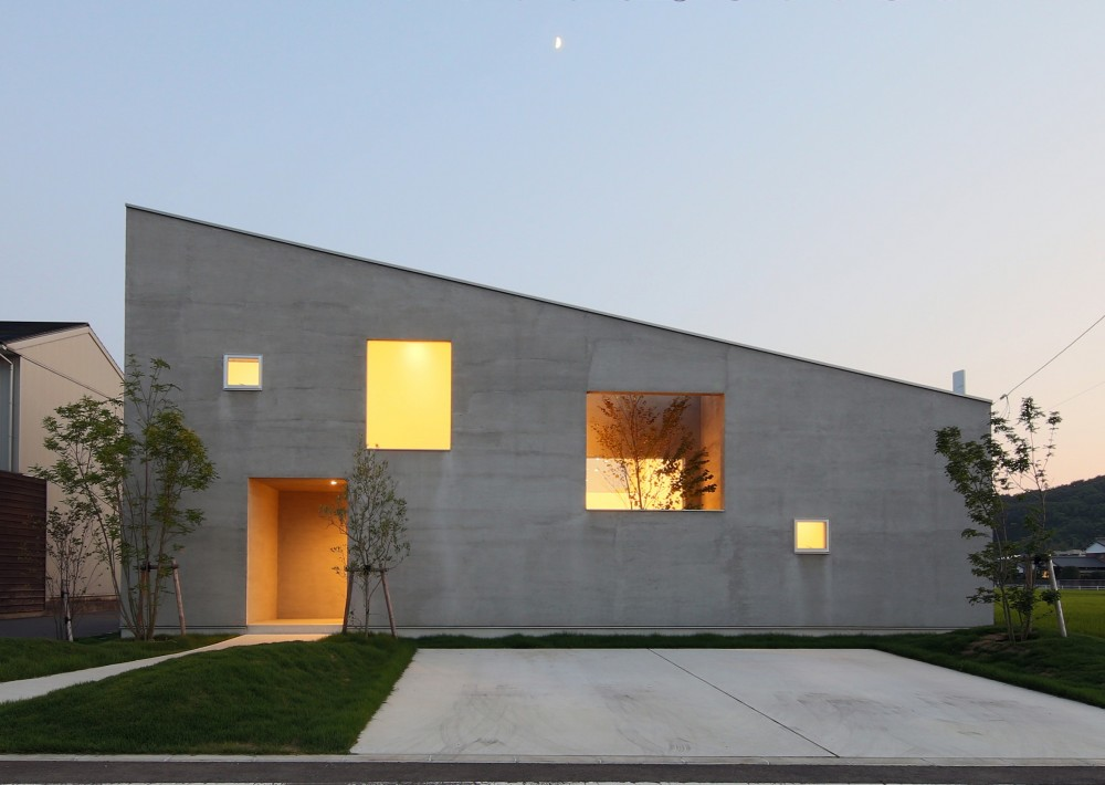 House in Kawanabe ~緑と共に暮らす家~ (外観02)