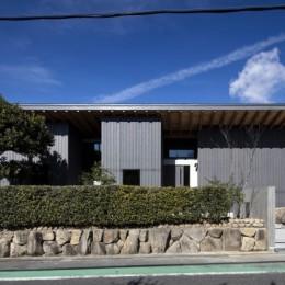 富田林の家 (外観)