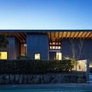 富田林の家の写真 夜景