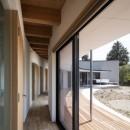 堺の家の写真 廊下