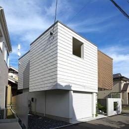 外観 (sa house)
