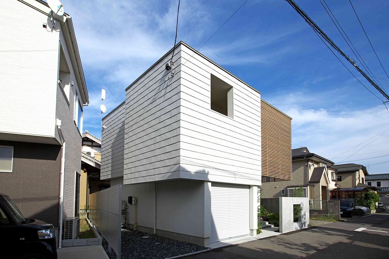 外観事例:外観(sa house)