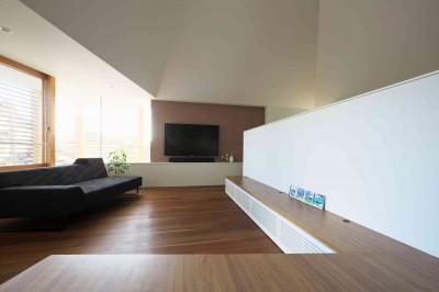 sa house (リビング)