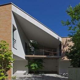 外観 (ta house)