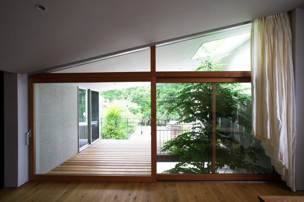 ta house (バルコニー)