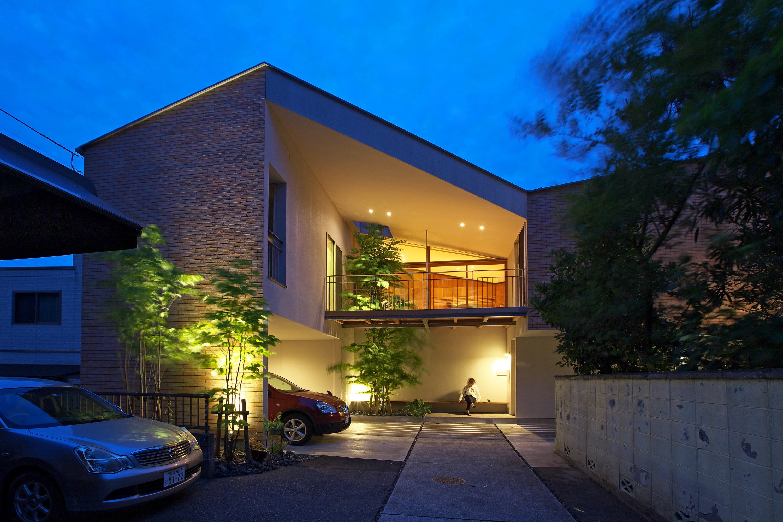 外観事例:外観(ta house)