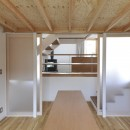 IN STUDIO 小笹泉+奥村直子の住宅事例「鴻巣の家」