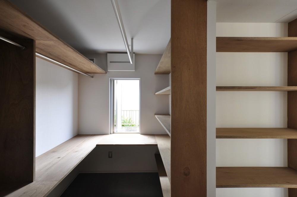 鴻巣の家 (家事室)