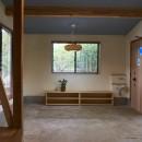 138 houseの写真 玄関土間
