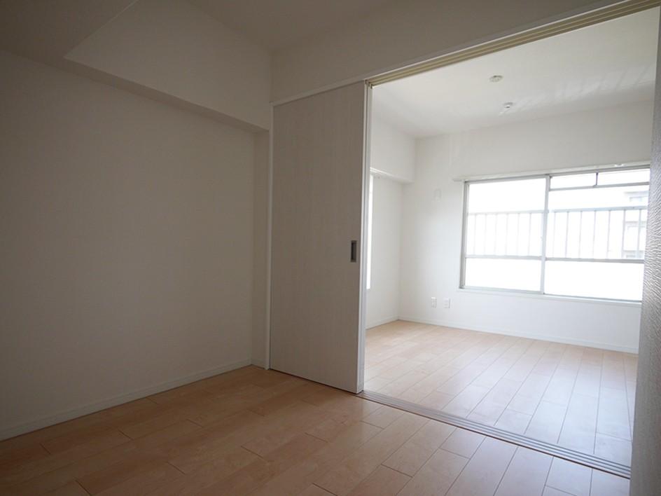 ベッドルーム事例:洋室(和室をリニューアル)