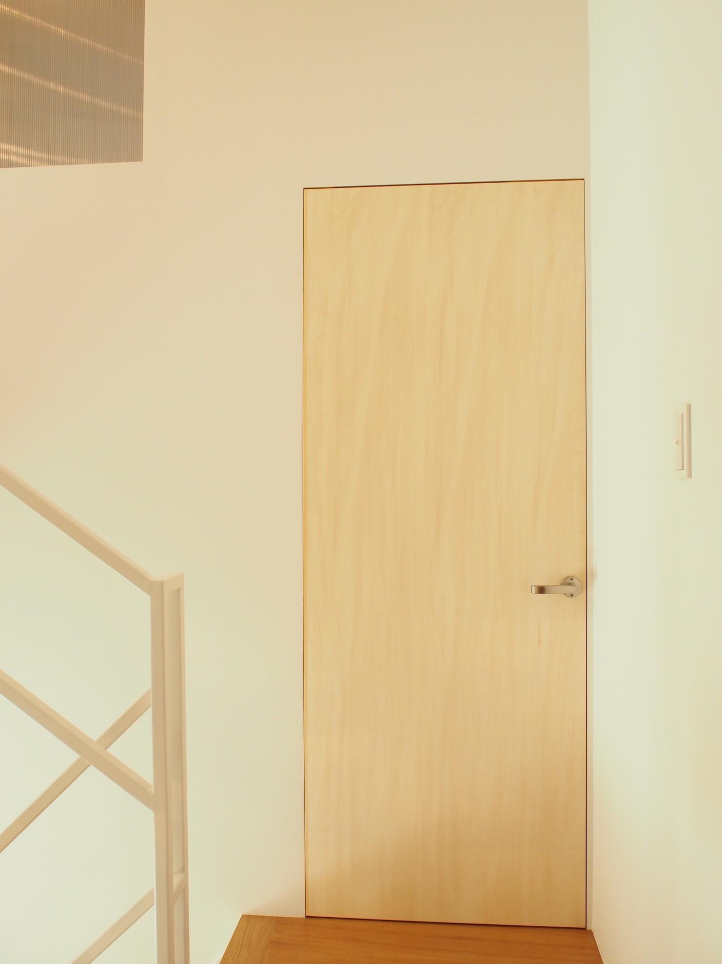 その他事例:階段踊り場(大屋根の家)