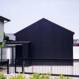 切妻の家 (外観)