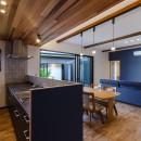 須賀川・今泉のリノベーションの写真 キッチン