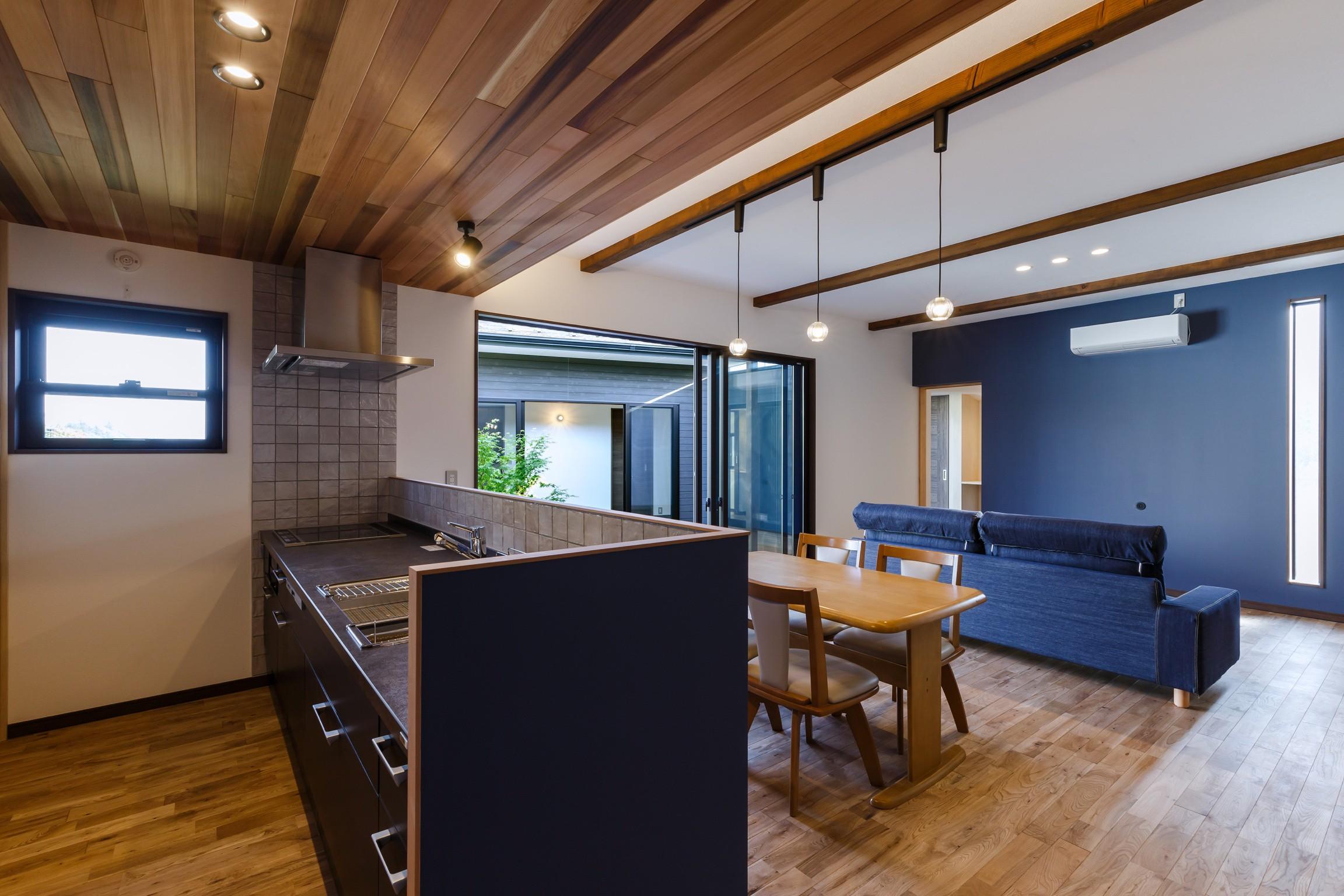 キッチン事例:キッチン(須賀川・今泉のリノベーション)
