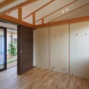 須賀川・今泉のリノベーションの写真 子供部屋(間仕切り)