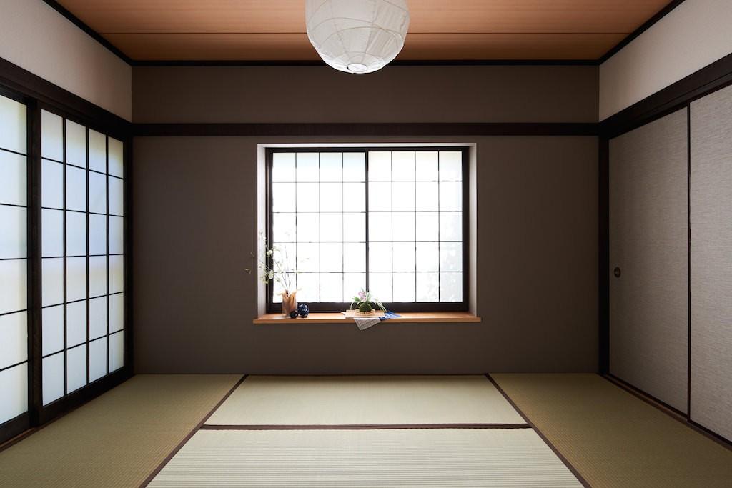 その他事例:和室(素材にこだわったシンプルなお家)
