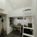 スタイリッシュな家の写真 子供部屋