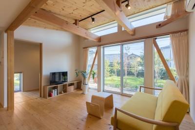 リビング (3-BOX 1800万円の家)
