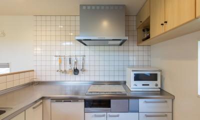 キッチン|3-BOX 1800万円の家