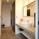 house h/dの写真 洗面室1