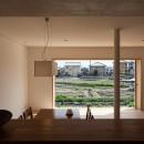 中山建築設計事務所の住宅事例「斑鳩の家」