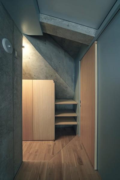 廊下 (YKR[低層地の賃貸併用住宅])