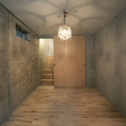 YKR[低層地の賃貸併用住宅] (寝室)