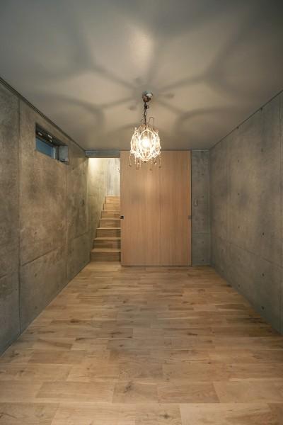 寝室 (YKR[低層地の賃貸併用住宅])