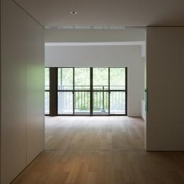 ROR [緑の家] (寝室)