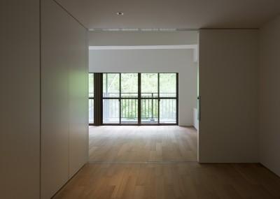 寝室 (ROR [緑の家])