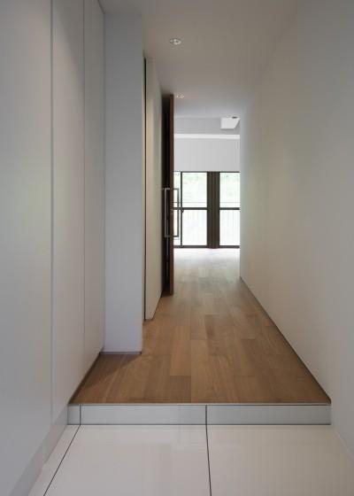 玄関 (ROR [緑の家])