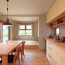 暮らしを楽しむ家の写真 ダイニングキッチン