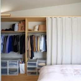 暮らしを楽しむ家~好きなインテリアと雑貨に囲まれた暮らし~ (寝室)