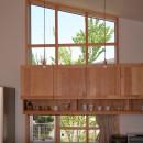 自然体で暮らす平屋の写真 キッチン