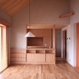 自然の恵みと暮らす家