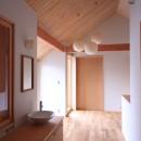 自然の恵みと暮らす家の写真 サンルーム