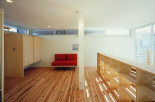 鉄と杉/Kaさんの家の部屋 3階子供室