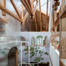 Hat houseの写真 階段