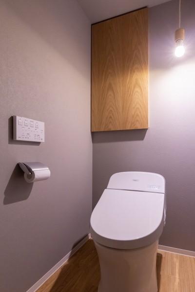 トイレ (slow~『衣・食・住』を自分らしく愉しむ住まい~)