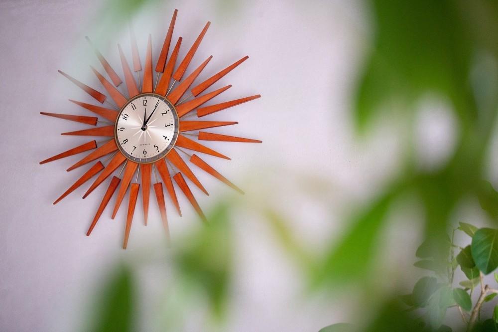 slow~『衣・食・住』を自分らしく愉しむ住まい~ (アンティーク時計)