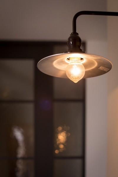 照明 (Madagasucar~大空間で贅沢アレコレ。鉄筋コンクリート造の戸建てリノベ~)