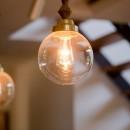 Madagasucar~大空間で贅沢アレコレ。鉄筋コンクリート造の戸建てリノベ~の写真 照明