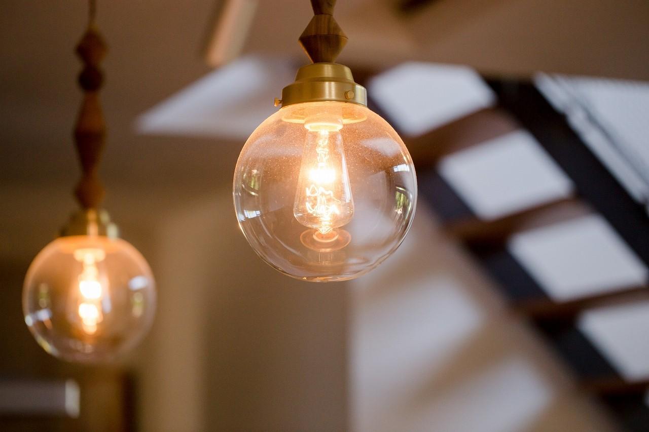 その他事例:照明(Madagasucar~大空間で贅沢アレコレ。鉄筋コンクリート造の戸建てリノベ~)