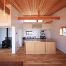 海の見える家の写真 キッチン