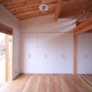 海の見える家の写真 寝室