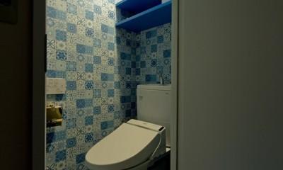 トイレ|世界を旅する家