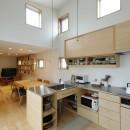 ゆるやかに暮らす家の写真 キッチン