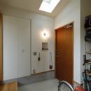 ゆるやかに暮らす家の写真 玄関